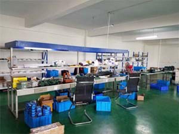 廠容廠貌--檢測區