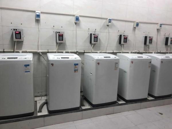 微信掃碼型自助洗衣機